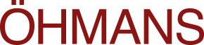 Öhmans Logo